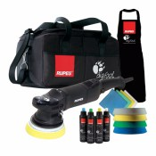 RUPES LHR15ES/DLX RANDOM ORBITAL POLISHER LHR15ES BIGFOOT KIT DLX  + 3 YEAR WARRANTY