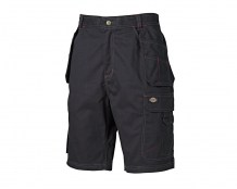 Dickies Redhawk Cargo Shorts Black DIC834
