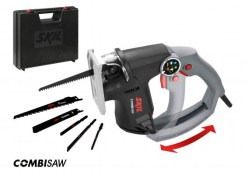 SKIL 4600AE Reciprocating- and jigsaw combination (Combisaw)