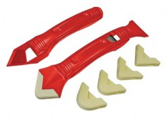 Slicone Scraper Kit Two Piece FAITLSILKIT