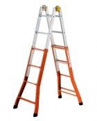 Steel Telescopic Ladder EN131 S5473