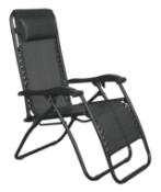Sealey GL92 Anti-Gravity Sun Lounger