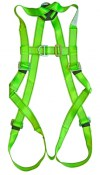 Fall Arrest Harness 2-Point Anchorage SCAFAHARN6