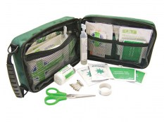 Household & Burns First Aid Kit SCAFAKGP