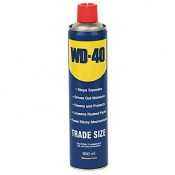 WD-40 600ml Can W/D600
