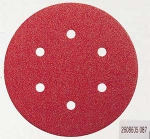 080 Grit Random Orb Sandpaper 150mm - Wood