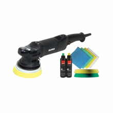 RUPES LHR15ES/STN RANDOM ORBITAL POLISHER LHR15ES BIGFOOT KIT STN  + 3 YEAR WARRANTY