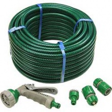 Faithfull 15m Garden Hose Set
