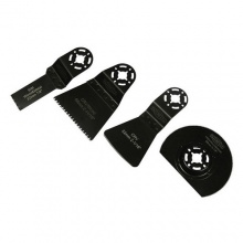 Multi-Function Tool Blade 4 Piece Flooring Set